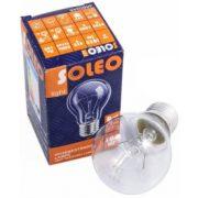 100W E27 SOLEO hagyományos izzó