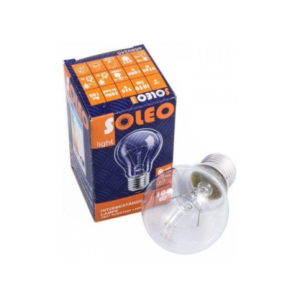 SOLEO 100W E27 hagyományos izzó