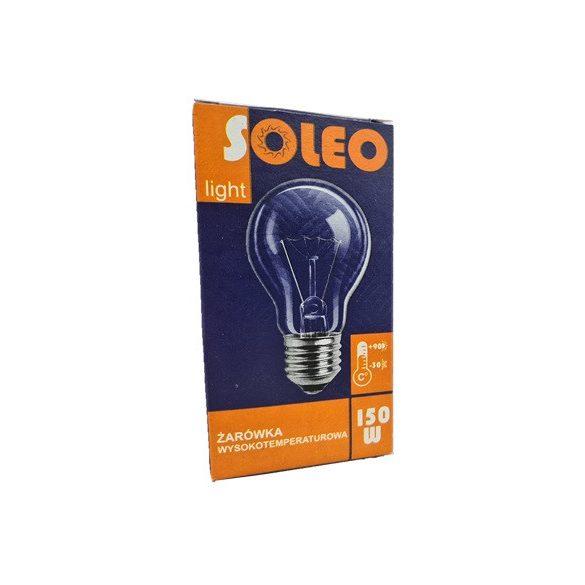 SOLEO 150W E27 hagyományos izzó
