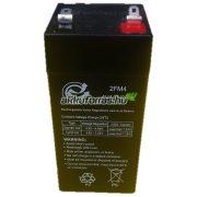4V 4Ah mérleg akkumulátor
