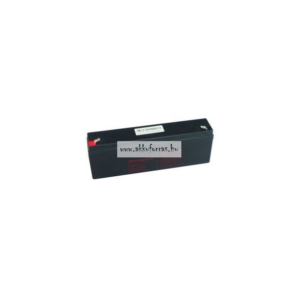 12V 2,2Ah Alarmguard CJ12-2.2 zselés akkumulátor