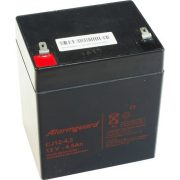 12V 4,5Ah Alarmguard CJ12-4.5 zselés akkumulátor