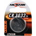 Ansmann CR3032 3V Líthium gombelem