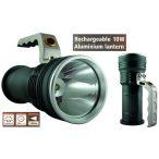 BCLux Trixline TR A213 10W-os akkumulátoros LED lámpa