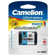 Camelion 2CR5 6V Foto lithium elem