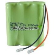 Camelion C031 3NH-AA1300BMU 3,6V telefon akkumulátor