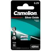 Camelion 4SR44, 544 Ezüst oxid 6,2V elem