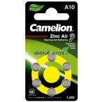 Camelion A10 (PR10,PR230) hallókészülék elem