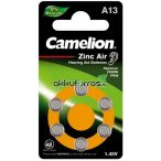 Camelion A13 (PR13,DA13) hallókészülék elem