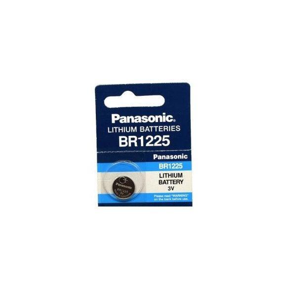 Panasonic BR1225 3V Lithium gombelem