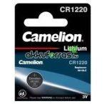 Camelion CR1220, 5012LC 3V Lithium gombelem