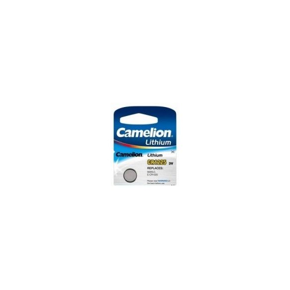 Camelion CR1225 3V Lithium gombelem
