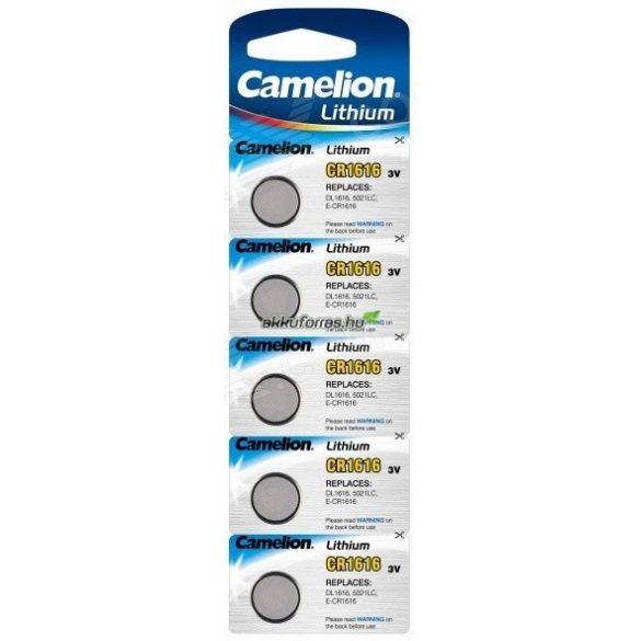 Camelion CR1616  Lithium gombelem