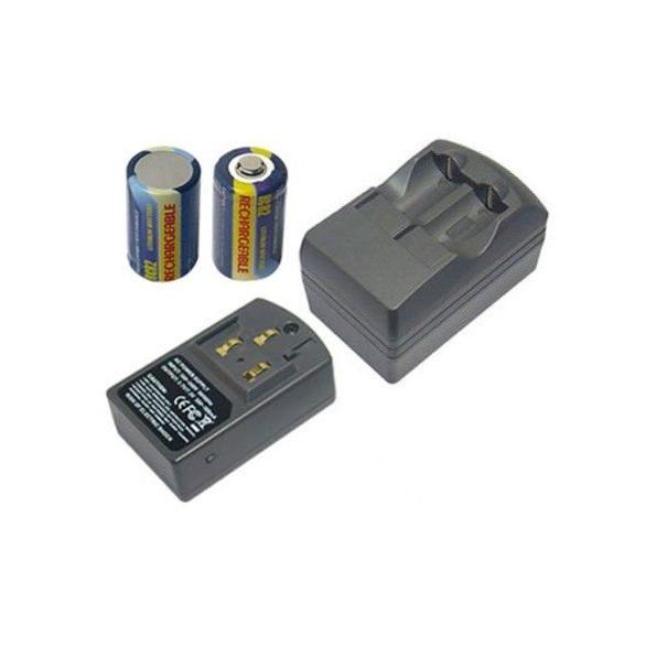 RCR2 15270 akkumulátor töltő szett