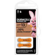 Duracell ACTIVAIR 13 (PR13,DA13) hallókészülék elem