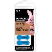 Duracell ACTIVAIR 675 (PR675,ZA675,DA675) hallókészülék elem