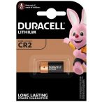 Duracell CR2 elem