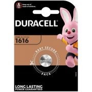 Duracell DL1616,CR1616 Lithium gombelem