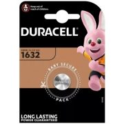 Duracell DL1632, CR1632 lithium gombelem