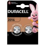 Duracell 2016 DL2016 CR2016 3V Lithium gombelem