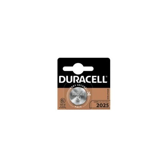 Duracell DL2025 CR2025 3V Lithium gombelem