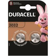 Duracell CR2032/2bl, DL2032 Lithium gombelem