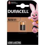 Duracell MN11 A11 E11A 11AF 6V alkáli tartós elem