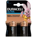 Duracell ULTRA C LR14 tartós baby elem