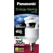 Panasonic EFD5E27HDE14E 5W E14 energiatakarékos fénycső
