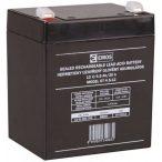 EMOS OT 4.5-12 12V 4,5Ah B9653 zselés akkumulátor
