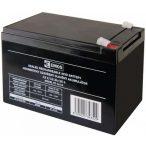 EMOS OT 12-12 12V 12Ah E12120 B9656 zselés akkumulátor