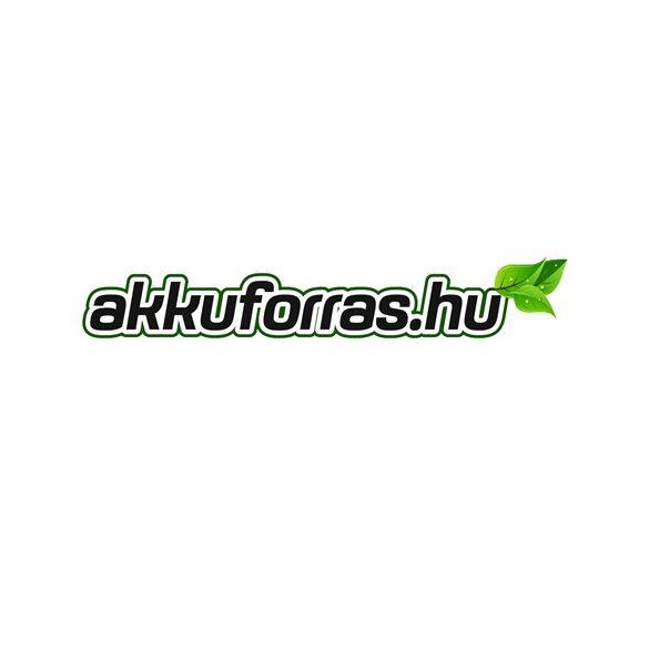 EMOS P3915 fekete LED kerékpár lámpa