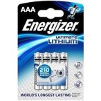 Energizer Ultimate Lithium AAA mikro elem