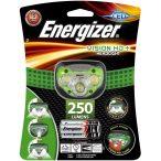 Energizer VISION HD+ HEADLIGHT 250 lumen 3XAAA 5 LED fejlámpa