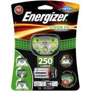 Energizer VISION HD+5 250lm 3XAAA LED fejlámpa