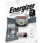 Energizer VISION HD+ FOCUS HEADLAMP 400 lumen 3XAAA 5 LED fejlámpa