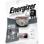 Energizer VISION HD+ FOCUS HEADLAMP 400lm, 3XAAA LED fejlámpa