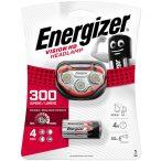 Energizer VISION HD HEADLAMP 300 lumen 3XAAA 3 LED fejlámpa