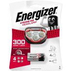 Energizer VISION HD HEADLAMP 300 lumen 3XAAA LED fejlámpa
