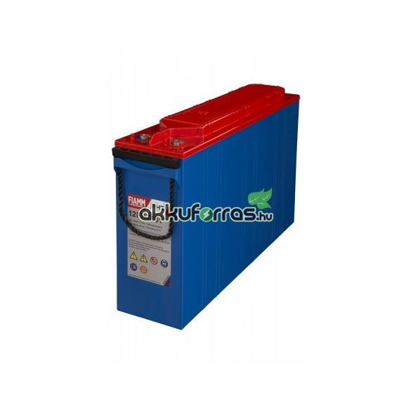 FIAMM 12FHT181 12V 180Ah Front terminal ipari távközléstechnikai zselés akkumulátor