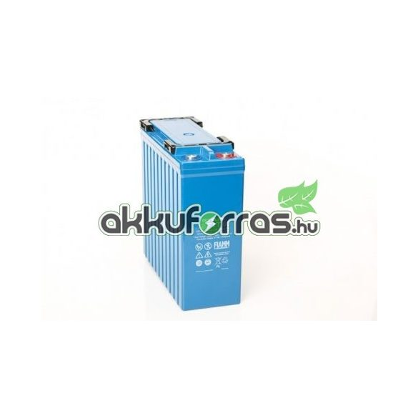 FIAMM 12FIT60 12V 60Ah Front terminal ipari távközléstechnikai zselés akkumulátor