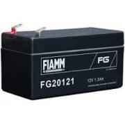 12V 1,2Ah FIAMM FG20121 zselés akkumulátor