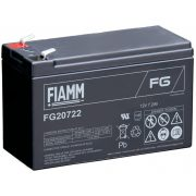 12V 7,2Ah FIAMM FG20722 zselés akkumulátor