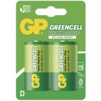 GP GREENCELL R20P 2db góliát elem
