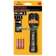 KODAK LED Flashlight FOCUS 157 LED elemlámpa 3XAAA