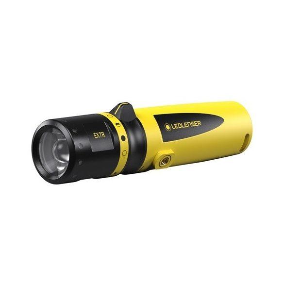LEDLENSER EX7R 500837 1X18650 220 lm tölthető robbanásbiztos ATEX LED lámpa