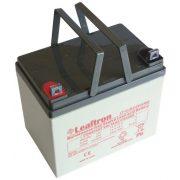 Leaftron LT12-35 12V 35Ah zselés akkumulátor