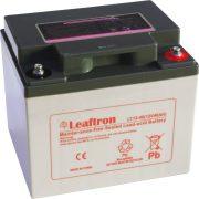 Leaftron LT12-40 12V 40Ah zselés akkumulátor