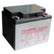 Leaftron  LTC12-38 12V 38Ah elektromos kerékpár akkumulátor