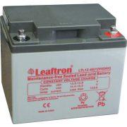 Leaftron 12V 45Ah LTL12-45 zselés akkumulátor